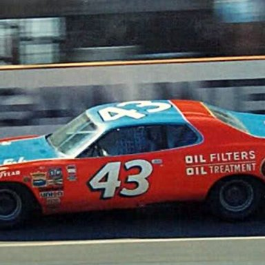 1973 STP Dodge at Michigan 2