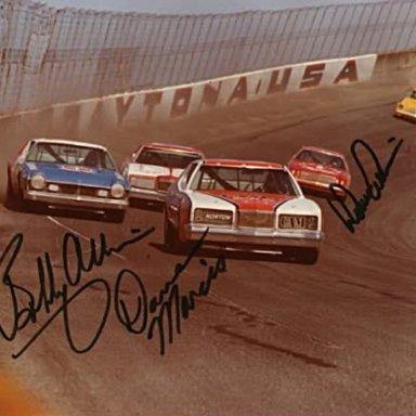 1977 Daytona Slide