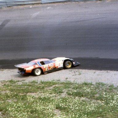 Jr Hanley at Riverside Speedway,Antigonish,(NS)-1981