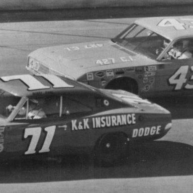 1969 Isaac and Petty