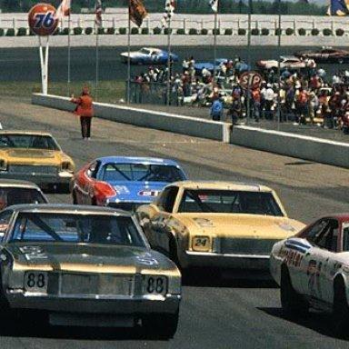 1973 Martinsville Grid