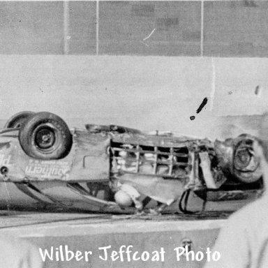 Richard Petty Wreck