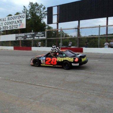 Davey's Car at Huntsville