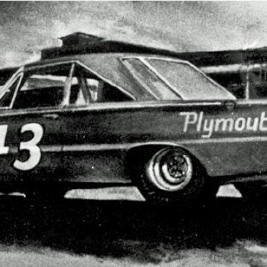 1967 Petty GTX