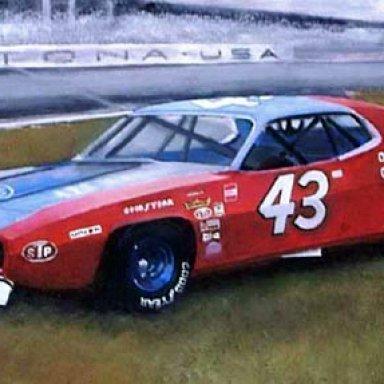 1972 Petty Roadrunner