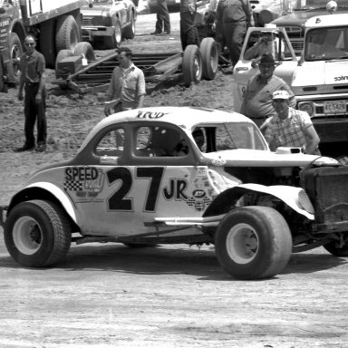 COUPES ON DIRT # 27