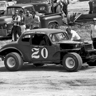 COUPES ON DIRT # 20