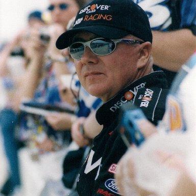 Geoff Bodine 2002