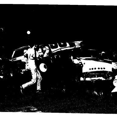 MAJOR CRASH  GOLDEN GATE '73