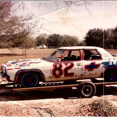 FIRST ENDURO CAR '86
