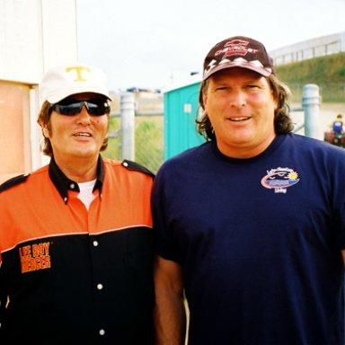 Lee Roy Mercer & Scott Bloomquist