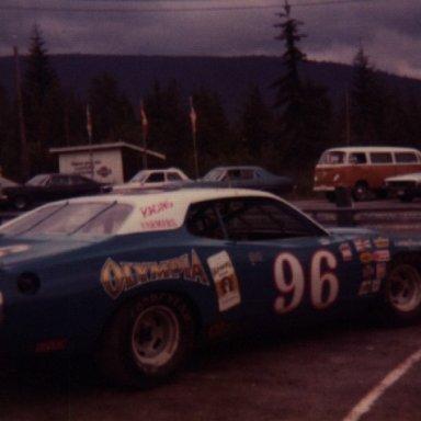 Ray Elder at Westwood BC
