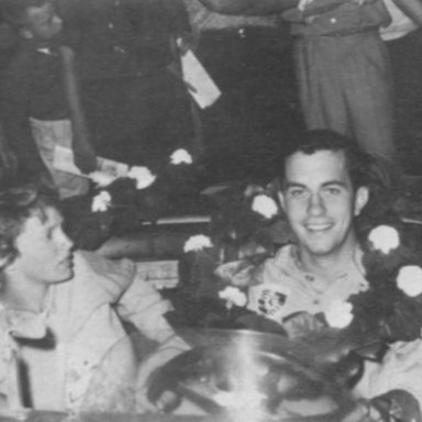 Roger Penske 1959 O'Keefe Sundown Grandprix