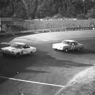 Harris Speedway, 1964