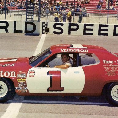 winston show car @ texas 1972