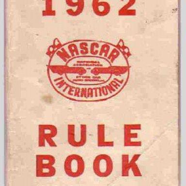 1962 Rule Book