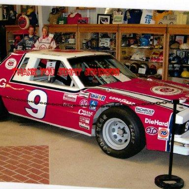 Bill Elliott-1980's car.