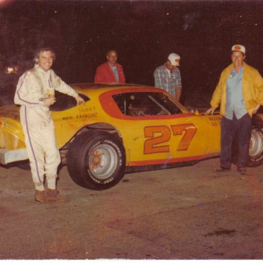Don Wilbur Feature win  1979