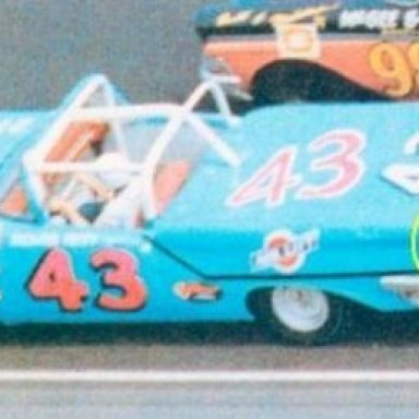 richard petty 1959 no roof