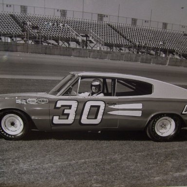 Iggy Katona at Daytona 1967