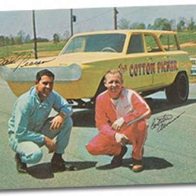 David Pearson and Cotton Owens