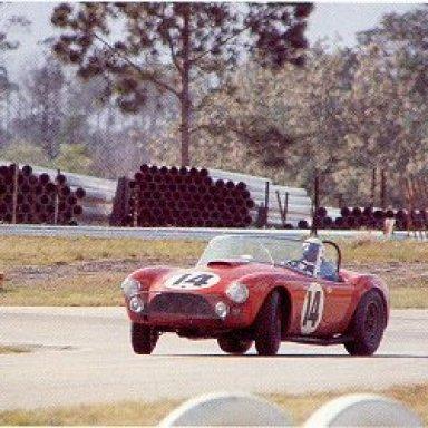Fireball Roberts at Sebring 1964