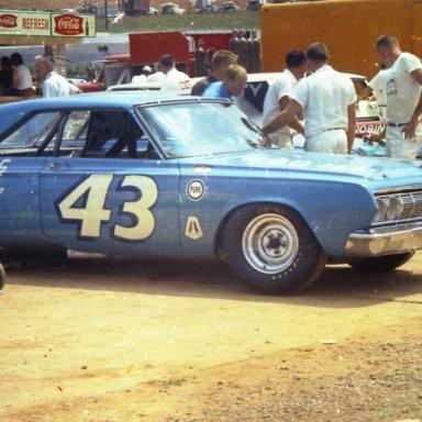 Petty's 43