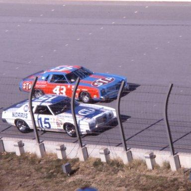 1978 Ontario Motor Speedway