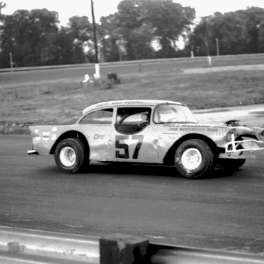 57 Chevy # 57