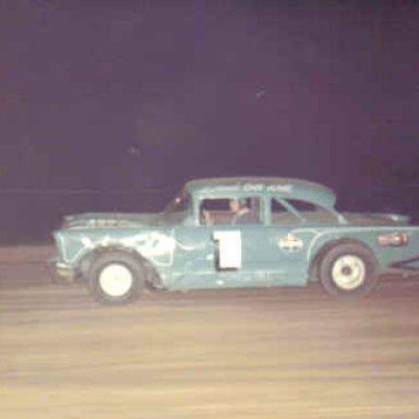 Bill Dull _1 Morgantown Speedway 4-26-69
