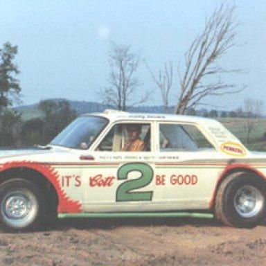 Bobby Brown _2 Morgantown Speedway 1971