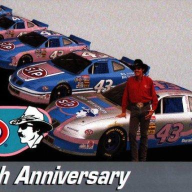 Petty 25th 1996