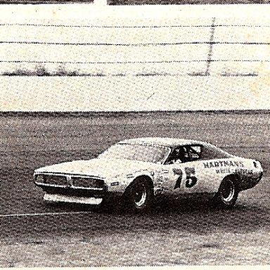 Stock Car Racing Magazine July 1974