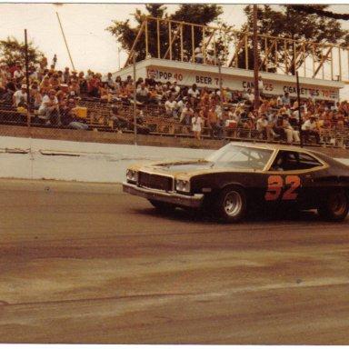 #32 Unknown Torino @ Dayton  1975-76