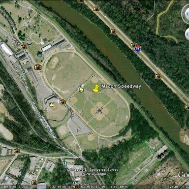 The Fabulous Flocks: Macon Speedway