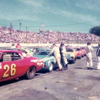 Hickory April 1974 Grand National Race