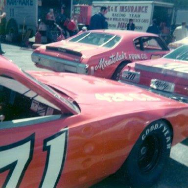 Bobby Isaac 71 K& K Insurance Dodge Hickory March 31, 1974