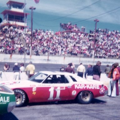 Cale Yarborough 11 April 1974 Grand National Race
