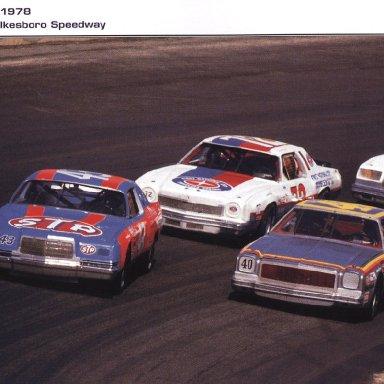 1978 SHORT TRACK