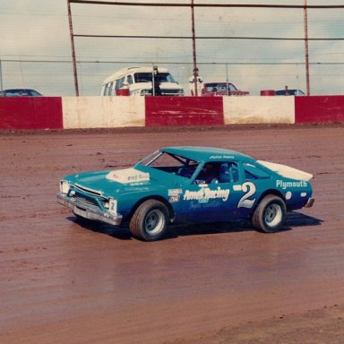 Alton Ames' '77 Plymouth Valare