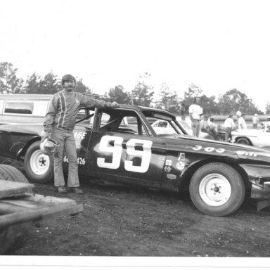 Mackie Motes in 1974