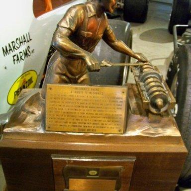 Master Mechanic's Trophy