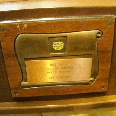 Master Mechanics Trophy 2