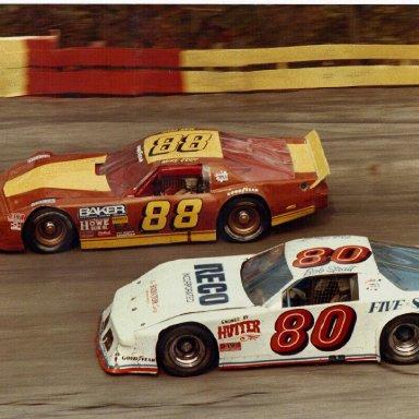 Mike Eddy  & Bob Strait