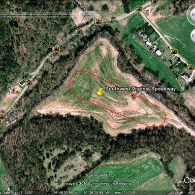 Curtis Turner Tracks: Southwest Virginia Speedway
