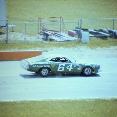 #64 Elmo Langley 1975 MIS