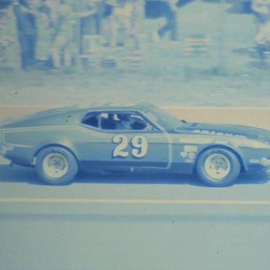 USAC #29 Larry Cope 1975 Norton Twin 200