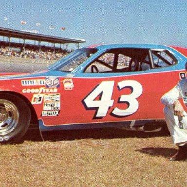 richard petty 1976