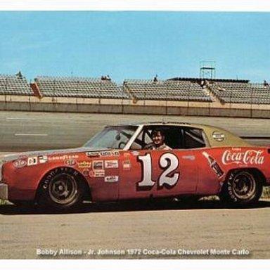 bobby allison 1972