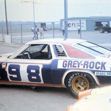 #98 Richie Panch 1975 Champion Spark Plug 400